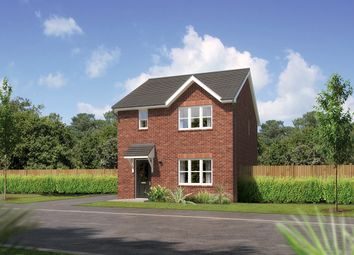 "Thumbnail 3 bedroom detached house for sale in ""Castlevale"" at Close Lane, Alsager, Stoke-On-Trent"