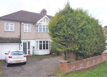 Thumbnail 5 bed semi-detached house to rent in Princes Road, Dartford