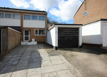 Thumbnail 2 bed end terrace house for sale in The Warren, Newton Abbot
