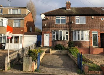 Thumbnail 2 bed terraced house for sale in Anstey Lane, Leicester