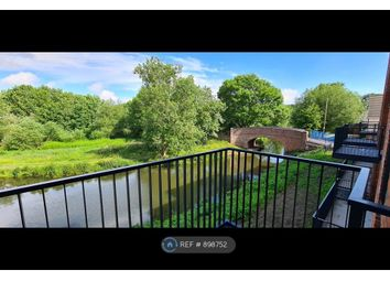 Thumbnail 1 bed flat to rent in Riverside Apartments, Leicester