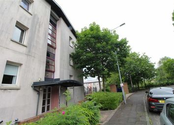 Thumbnail 2 bed flat for sale in Crown Avenue, Clydebank