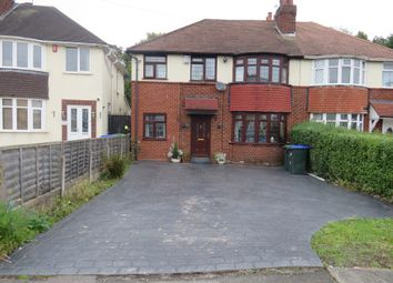Thumbnail 4 bedroom semi-detached house for sale in Coronation Road, Great Barr, Birmingham