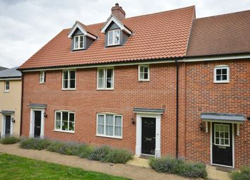 Thumbnail 3 bed town house to rent in Warren Avenue, Saxmundham