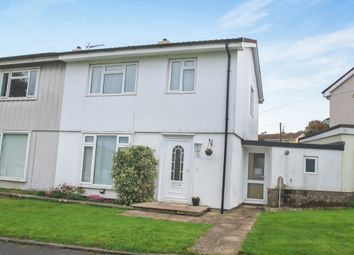 Thumbnail 3 bed semi-detached house for sale in Cameley Green, Bath