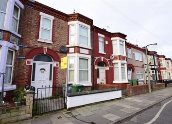 Thumbnail 3 bed terraced house to rent in Rappart Road, Wallasey, Merseyside