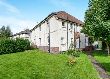 Thumbnail 2 bed flat for sale in Barrs Crescent, Cardross, Dumbarton