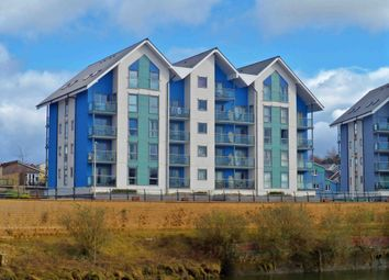 Thumbnail 1 bed flat for sale in Phoebe Road, Copper Quarter, Swansea, Abertawe