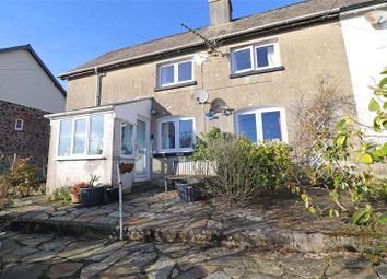 Thumbnail 2 bed semi-detached house for sale in Underlane, Holsworthy