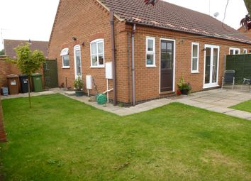 Thumbnail 2 bedroom semi-detached bungalow for sale in Thomas Drew Close, Dersingham, King's Lynn