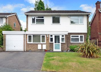 Thumbnail 4 bed detached house for sale in York Road, Camberley
