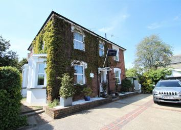 Thumbnail 5 bedroom detached house for sale in Mill Hill Road, Cowes