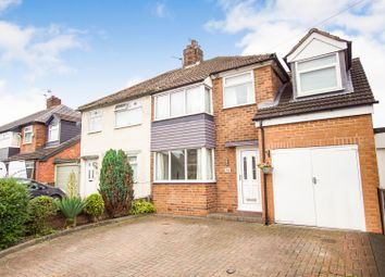Thumbnail 4 bed semi-detached house for sale in Whitesands Road, Lymm