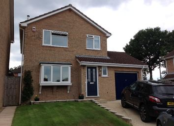 Thumbnail 3 bed detached house to rent in Gilbert Close, Alderholt, Hampshire