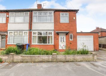 Thumbnail 3 bed semi-detached house for sale in Northcliffe Road, Stockport