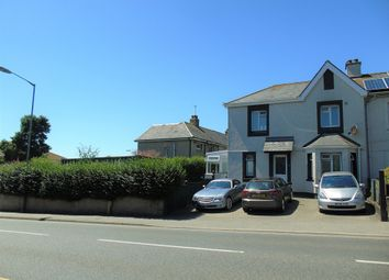 Thumbnail 2 bed end terrace house for sale in Penalverne Drive, Penzance, Cornwall.
