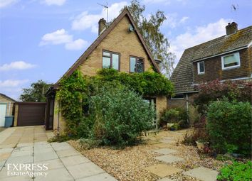 Thumbnail 3 bed detached house for sale in Church View Close, Reedham, Norwich, Norfolk