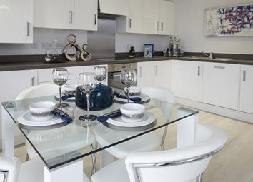 "Thumbnail 2 bedroom flat for sale in ""The Brook At Trinity South"" at Lyons Way, South Shields"