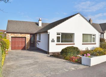 Thumbnail 3 bed detached bungalow for sale in Redwood Grove, Bude
