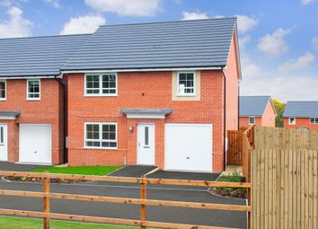 "Thumbnail 4 bed detached house for sale in ""Windermere"" at Carter Knowle Road, Bannerdale, Sheffield"