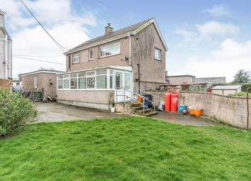 Thumbnail 4 bed detached house for sale in Gaerwen, Anglesey, Sir Ynys Mon