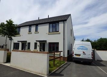 Thumbnail 3 bed semi-detached house for sale in Kellands Lane, Okehampton
