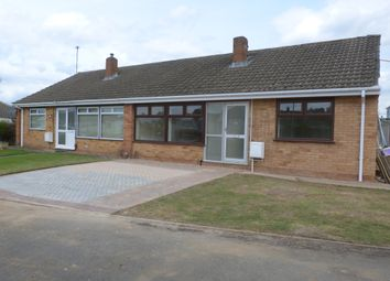 Thumbnail 2 bed terraced bungalow for sale in Parkwood Crescent, Hucclecote, Gloucester
