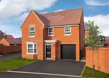 "Thumbnail 4 bedroom detached house for sale in ""Millford"" at Bridlington Road, Stamford Bridge, York"