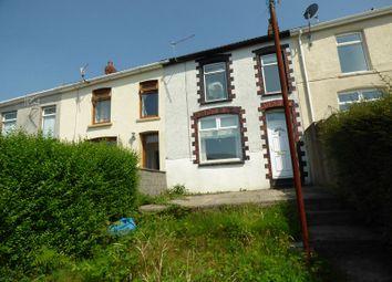 3 bed terraced house for sale in Brynogwy Terrace, Nantymoel, Bridgend. CF32