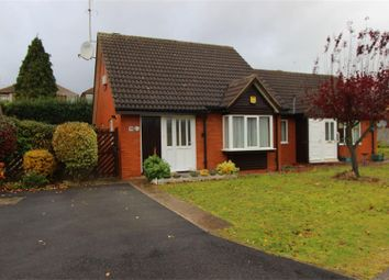 Thumbnail 2 bedroom detached bungalow for sale in Shadowbrook Road, Coundon, Coventry