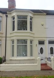 Thumbnail 3 bed terraced house for sale in Stanley Park Avenue South, Walton, Liverpool