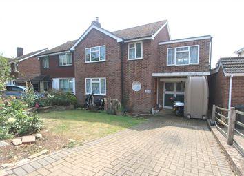Fairford Road, Tilehurst, Reading RG31. 4 bed semi-detached house