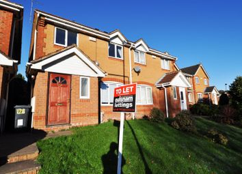 Thumbnail 3 bed semi-detached house to rent in Holly Hill Road, Rednal, Birmingham