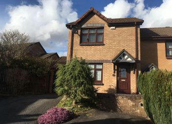 Thumbnail 3 bed end terrace house for sale in Cwrt Llwynog, Cwmrhydyceirw