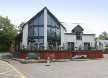 Thumbnail Restaurant/cafe for sale in The Corran Restaurant With Rooms, Corran, By Glencoe