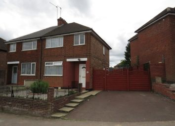 Thumbnail 3 bed semi-detached house for sale in Somerset Avenue, Leicester
