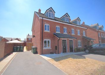 Thumbnail 3 bedroom end terrace house for sale in Lanchbury Avenue, Coventry