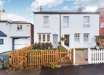 Thumbnail 2 bed semi-detached house to rent in Fernbank Road, Ascot