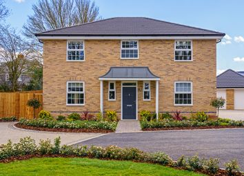 Thumbnail 5 bed detached house for sale in Oaklands, Ongar Road, Great Dunmow