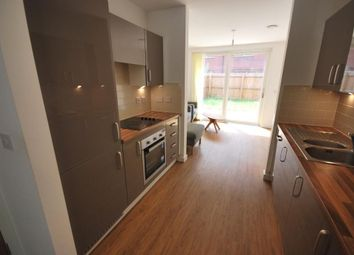 Thumbnail 3 bed mews house to rent in Leaf Street, Manchester