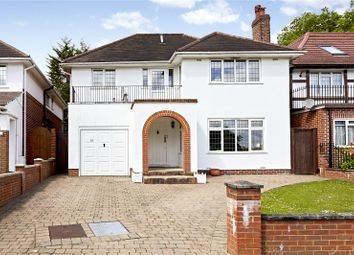 Thumbnail 5 bed detached house to rent in Ullswater Crescent, London