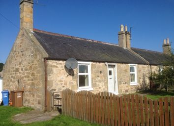 Thumbnail 1 bed semi-detached house to rent in Dalvey, Forres