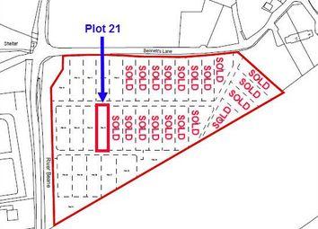 Thumbnail Land for sale in Plot 21 Church Farm Meadow, Rushden, Buntingford, Hertfordshire