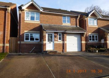 Thumbnail 4 bed detached house to rent in Ashleigh Road, Honiton