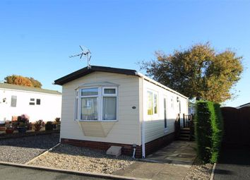 1 bed mobile/park home for sale in Ellis Drive, Llay, Wrexham LL12