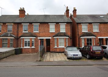 Thumbnail 3 bed terraced house to rent in Reading Road, Pangbourne, Reading
