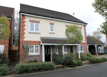 Thumbnail 3 bed town house to rent in Rutherford Way, Horsham