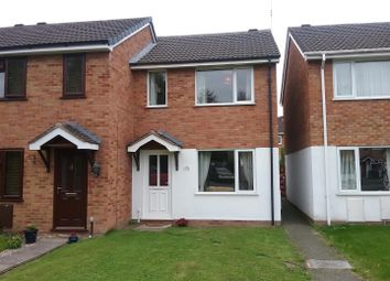 Thumbnail 2 bedroom terraced house for sale in Twyfords Way, Shrewsbury