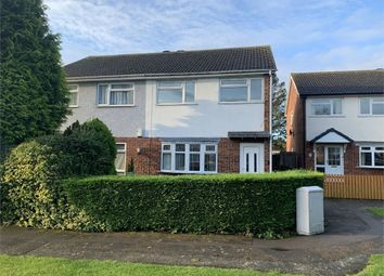 Thumbnail Semi-detached house for sale in Cookes Drive, Broughton Astley, Leicester