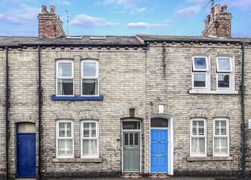 Thumbnail 4 bed terraced house for sale in Moss Street, York